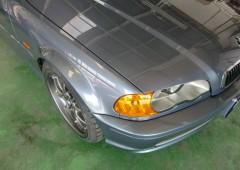 F様 E46型 BMWです